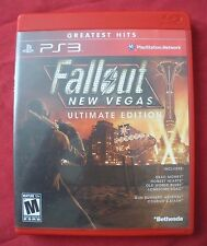 GIOCO PS3 * Fallout-new vegas-Ultimate Edition * COMPLETO