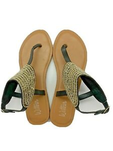 WITTNER LEATHER SANDALS Women's Size EUR 38/AU 7.5 Great Condition FREE POST AUS