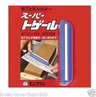 "Japanese whetstone Sharpening stone sharp Knife ceramic guide clip japan """