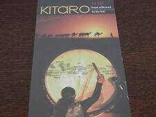 10 CD-Box  Kitaro -  from silkroad to ku-kai