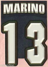 Dan Marino - 1997 PACIFIC BIG NUMBER DIE CUTS #13
