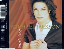 MICHAEL JACKSON : EARTH SONG / CD - TOP-ZUSTAND