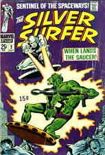 Silver Surfer, The (Vol. 1) #2 VG; Marvel | low grade comic - save on shipping -