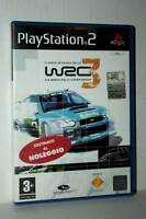 WRC 3 GIOCO USATO SONY PS2 EDIZIONE ITALIANA PAL PLATINUM GD1 41906