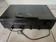 Sony Verstärker/Amplifier TA F345R guter Zustand