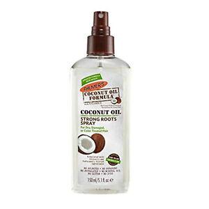 Coconut Oil Spray Hair 150 Ml Damaged Dry Hair Spray FREE post Palmers