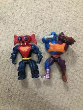1984 He-Man Two Bad+ Other? Action Figure Vintage Mattel Masters Of The Universe