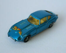 Vintage Collectible Majorette Jaguar Type E V12 Car
