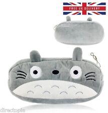 Plush Totoro Pencil Case Cosmetics Bag My Neighbor Totoro Ghibli Japan Anime