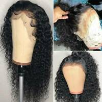 Pre Plucked Lace Front Wig Peruvian Remy Human Hair Full Lace Wig Curly Wavy Klo