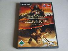 PC Spiel Der Herr der Ringe: War Of The Ring - Der Ringkrieg