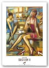 Obsession II Elya DeChino Art Print 21x15