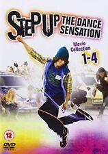 Step Up 1-4 [DVD][Region 2]