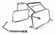 Electro-polished stainless steel racks for R1200GS 2013-2017