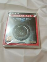 Resident Evil: Revelations (Sony PlayStation 3, 2013) new and sealed