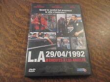 dvd L.A. 29/04/1992 emeutes a los angeles avec mario van peebles, melvin van