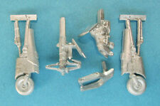 Hawker Harrier AV-8A Landing Gear for 1/48th Scale Monogram Model SAC 48245