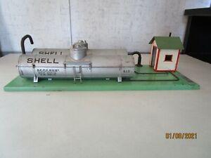 American Flyer, S Gauge, Diesel Fueling Station