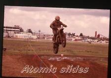 1978 35mm Photo slide  Motocross motorcycle race California #8