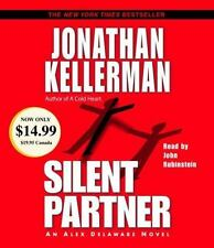 Silent Partner (Alex Delaware, No. 4) Kellerman, Jonathan Audio CD