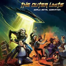 THE OUTER LIMITS - World Metal Domination (NEW*STORMSPELL*THRASH METAL*VEKTOR)