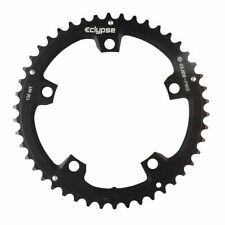 Eclypse Glide Pro 130+ Road Chainring 8/9/10 Speed  5 Bolt 46T 130 BCD Bike