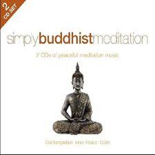 Simply Buddhist Meditation [CD]