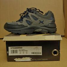 """Aetrex """"Men's medium gray/black hiker"""" Men's size 6.5 V753MM065"""