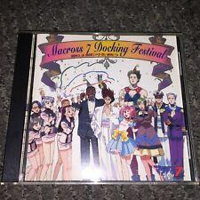 Macross 7 Docking Festival Japan Anime CD