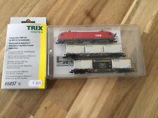 Minitrix 11133  Spur N aus Startpackung Rh 1116 Taurus ÖBB, Zugset Digital DCC