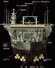 IJN AKAGI Imperial Japanese Navy Aircraft Carrier 3D CG 18 Book