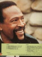 MARVIN GAYE rare Promo only LP 1989 ITALY only Unique Cover MINT >
