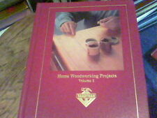 Home Woodworking Projects vol 1 by the Handyman Club of America 1997 s39b