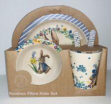 BAMBOO FIBRE Kids Set - Peter Rabbit