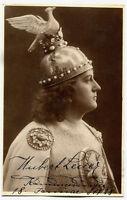 HUBERT LEUER - orig. Autogramm - 1928 - autograph, signed