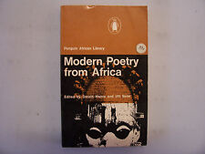 Penguin African Library Modern Poetry From Africa 1965