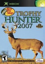 Xbox : Bass Pro Shops Trophy Hunter 2007 VideoGames