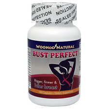 Woohoo Natural Bust Perfect Bigger,Firmer, Fuller Breast  ENHANCE ENLARGE PILLS