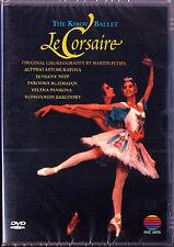 DVD KIROV BALLET: LE CORSAIRE Asylmuratova MARIUS PETIPA Neff Pankova FEDOTOV