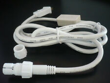 LED ROPE LIGHT 3FT POWER CORD 2WIRE 3/8 INCH 120V