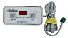Balboa - Topside Panel, Lite Digital (6-conductor), 7ft Cord - 51705