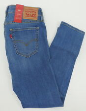 LEVI'S Denim 711 Twisted Skinny Mid Rise Stretch Jeans NWT Womens sz 27 $54.50