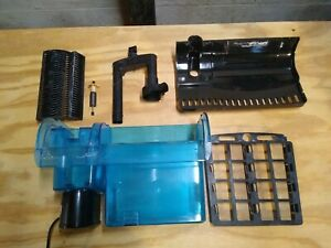 Aquarium Filter Lot with Penn Plax and Marineland Heaters and More