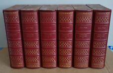 Molière - Théatre complet. Illustration de Robert Beltz; 6 Volumes