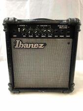 Ibanez Model Ibz10 120 Volt Portable Electric Guitar Amplifier - Black 22w