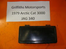 79 80 Arctic cat 3000 340 JAG Trailcat Trail TOOL BOX STORAGE LID COVER TOP