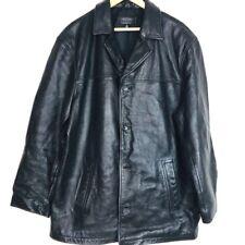 62bb972d1 John Ashford Black Leather Coats & Jackets for Men for sale   eBay