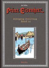 Prinz Eisenherz BOCOLA Verlag, Hal Foster-Gesamtausgabe, Band 13, Jg. 1961/1962