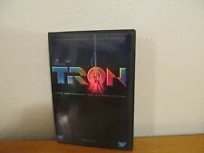 Tron (DVD, 2002, 2-Disc Set, 20th Anniversary Collectors Edition) Mint condition
