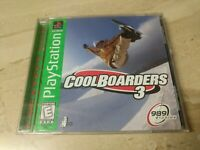 Cool Boarders 3 PlayStation PS1